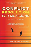 Conflict Resolution for Musicians book cover
